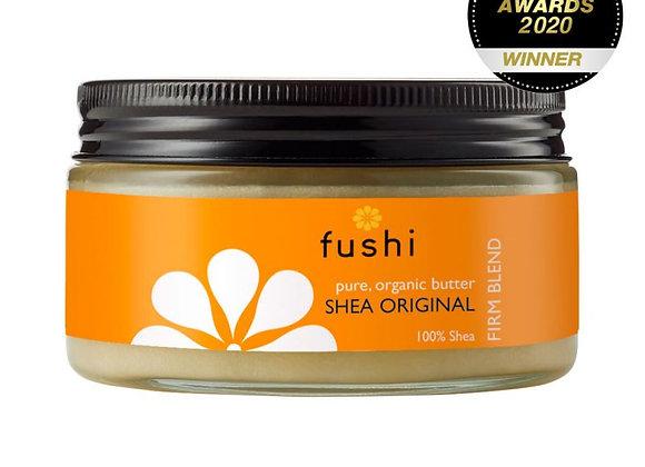 Fushi Organic Handmade shea butter (unrefined) - 200g. At Fillthemup