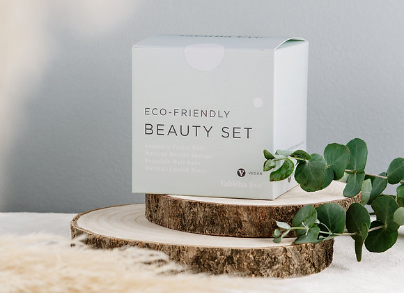 Mini Beauty Set. Zero waste beauty set. Fill them up
