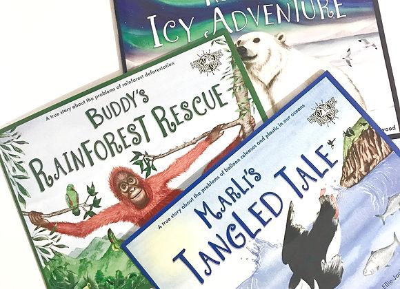 CHILDREN BOOKS BY ELLIE JACKSON