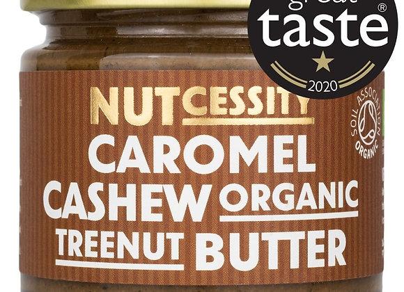 Nutcessity Caromel Cashew Organic Treenut Butter at FillThemUp