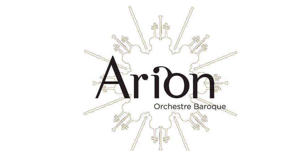 Arion/TELEMANN À PARIS