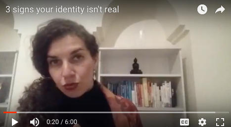 Should you develop a healthy ego-identity or transcend it?