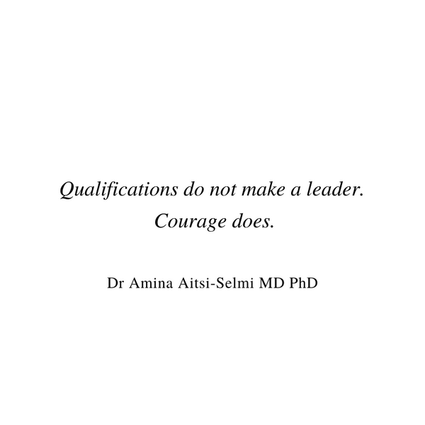 Do you need more qualifications to be a leader? [Wise Wednesdays]