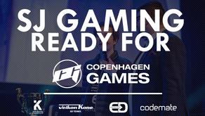 SJ GAMING ready for Copenhagen Games 2019!