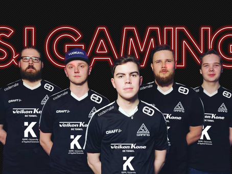 Jymy re-brand´s to SJ Gaming