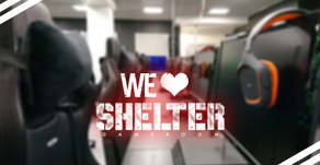 SJ Gaming x Shelter Gameroom
