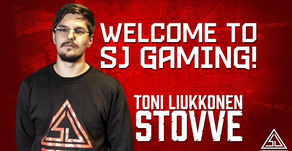 Tervetuloa SJ Gamingiin STOVVE!