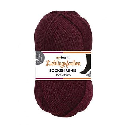 My Boshi Sockenwolle MINIS vers. Farben