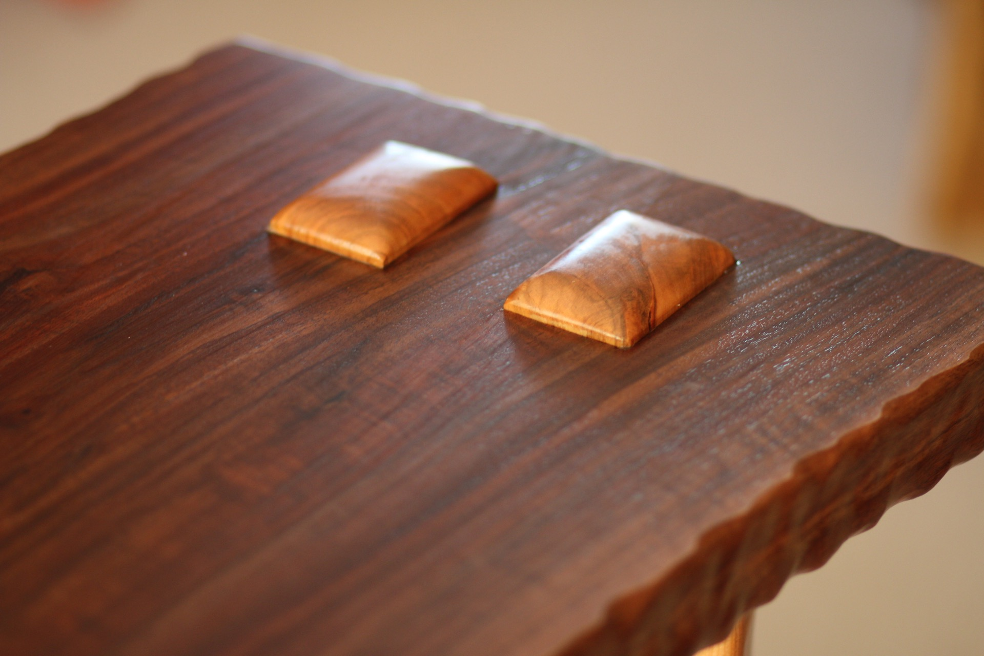 Cherry Through Tenon