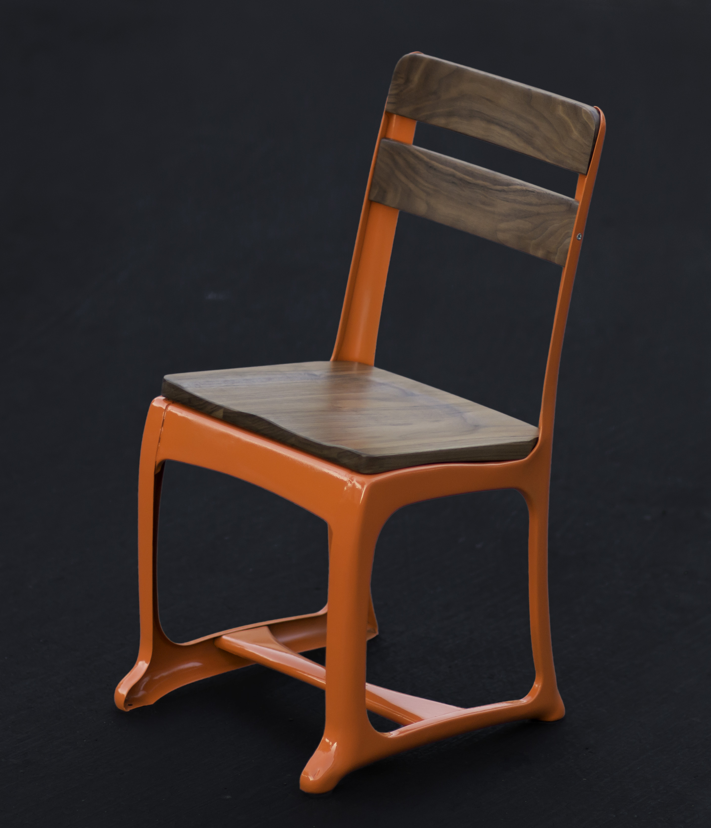 Envoy Metal School Chair