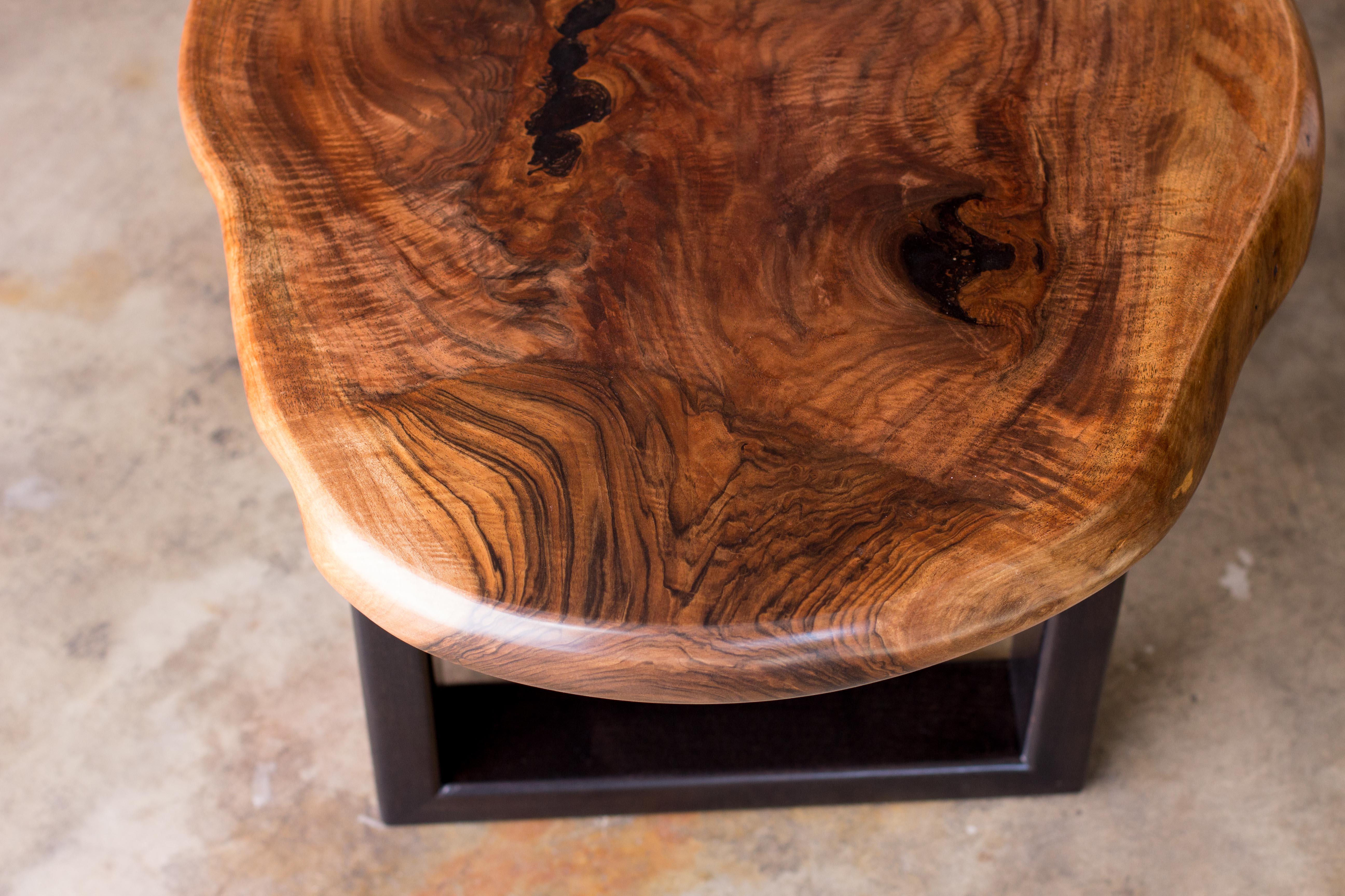 Walnut Graft Coffee Table