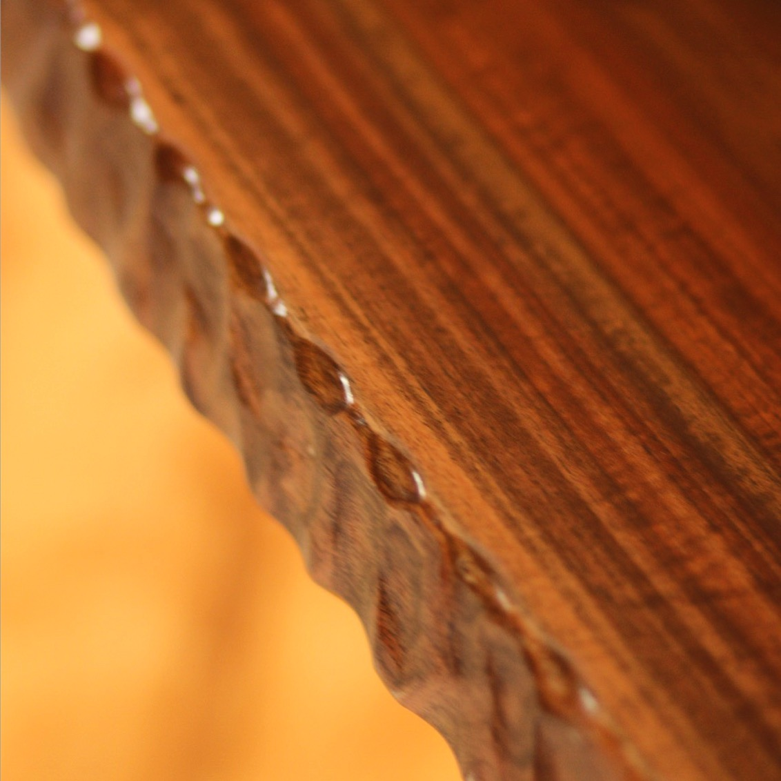 Walnut Edge Detail