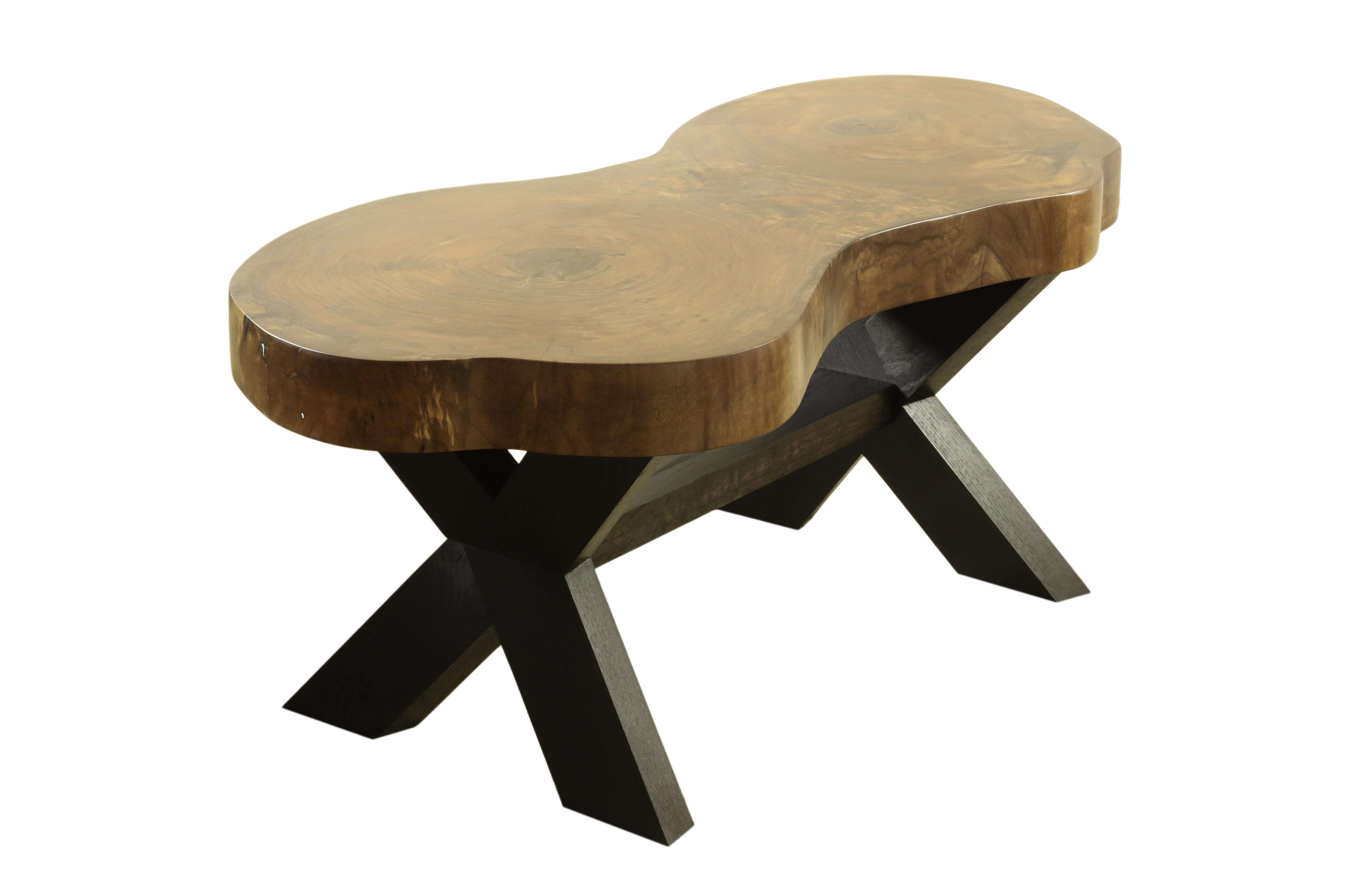 Figure 8 Walnut Coffee Table