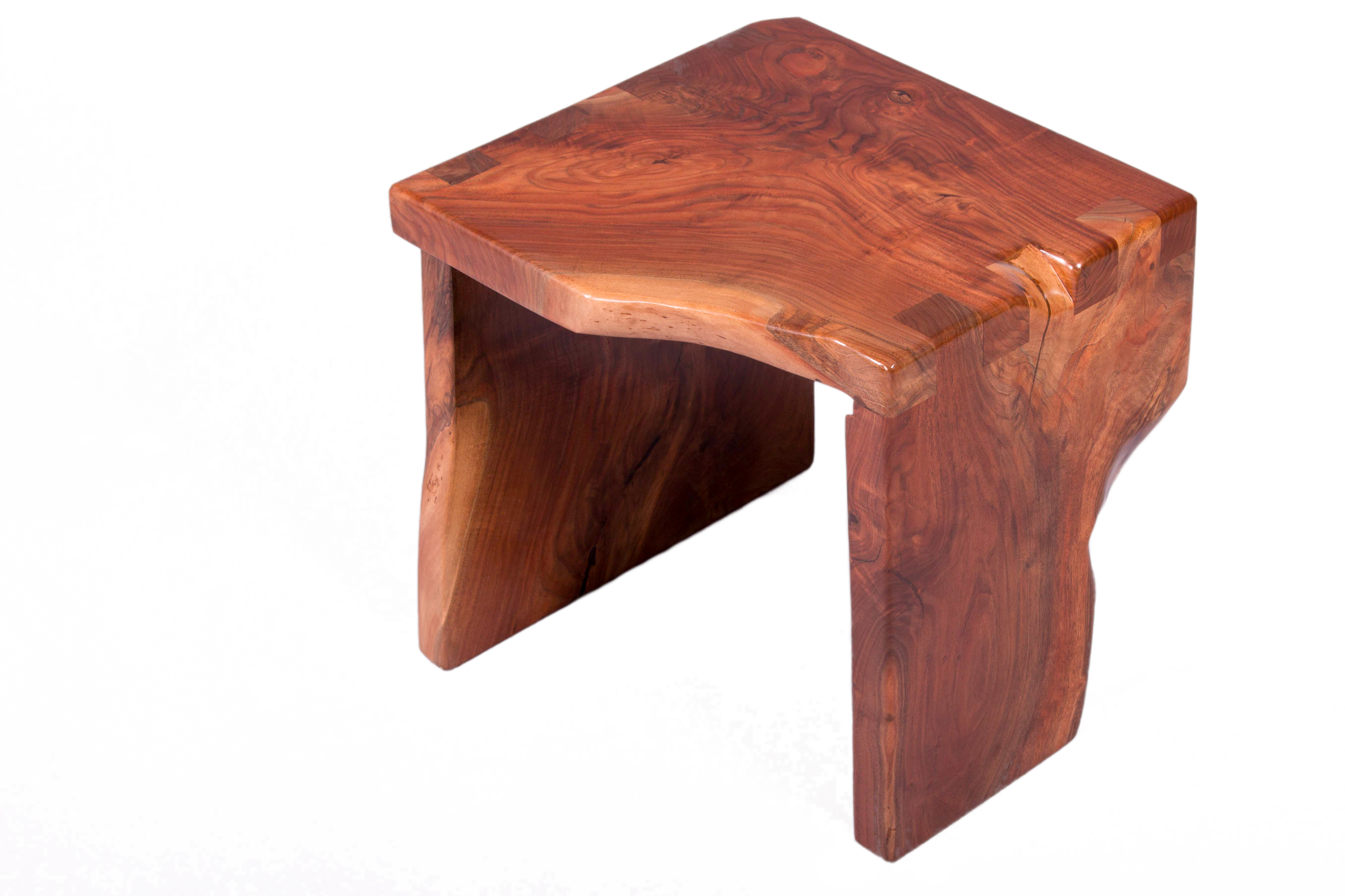 Walnut Box Joint Table