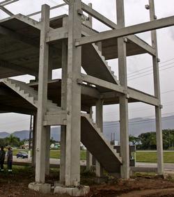 Estrutura Multipavimentos