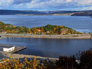 Havneområde Kongsgård Vige