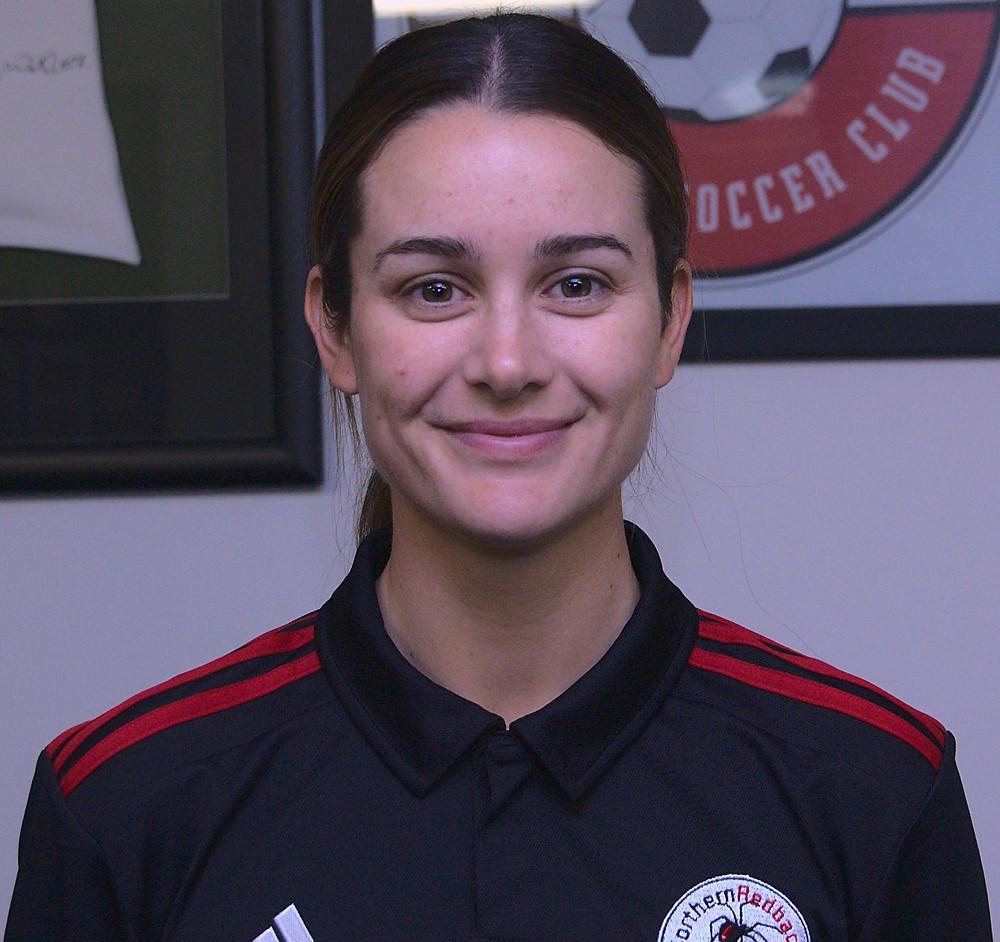 Picture of Redbacks Player Carla Bennett