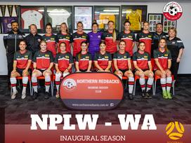 Redbacks join the NPLW -WA