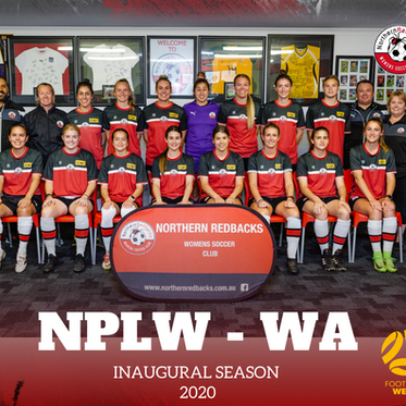Redbacks join the NPLW -WA