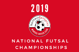 2019 National Futsal Championships