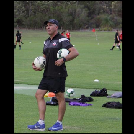 Coaches Corner - Cam Robertson U18's
