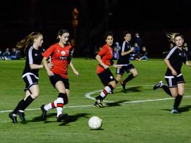 Festival of Women's Soccer at Redbacks