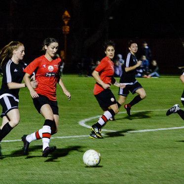Festival of Women's Soccer at Redbacks