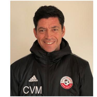 Coaches Corner - Carlos Vega Mena U16's