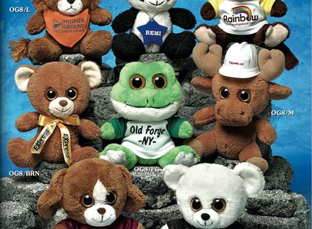 Promotional Stuffed Animals