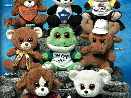 Promotional Stuffed Animals