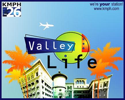 Valley Life Cusom Throw Blanket