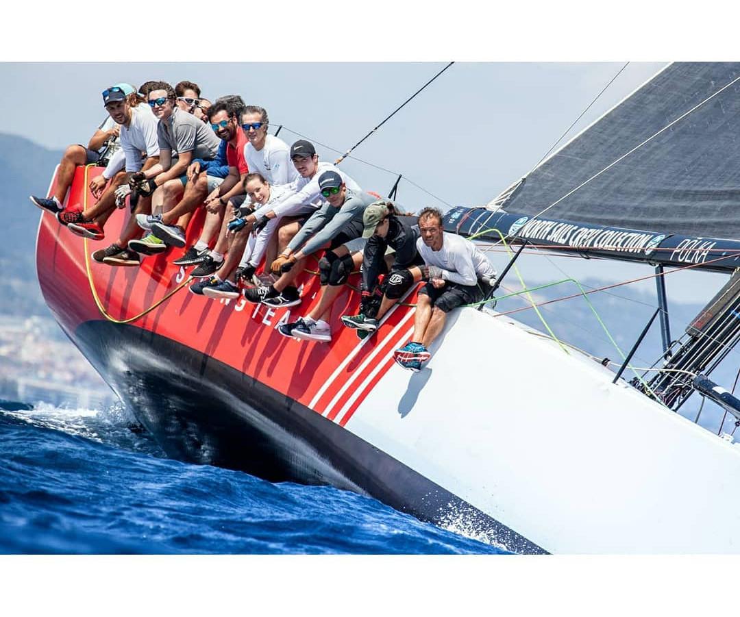 Interclubs regatta, CN Arenys