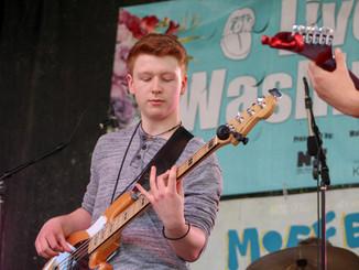 Noah Hogan - Bass