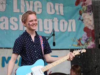 Max Mellor - Guitar