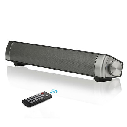 SwissTek - Bluetooth Speakers Soundbar Wired and W