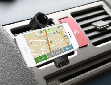 Airframe Cell  Phone Mount for Smart Phone