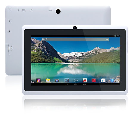 "Android 4.2 Dual Core 7"" Tablet - Dual Camera"