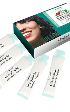 Glory Smile Organic Coconut Oil Pulling Kit