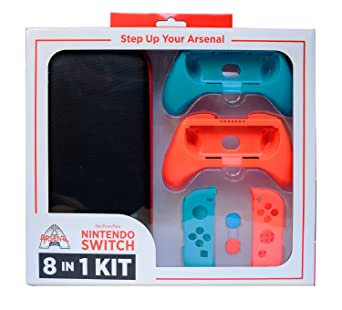 8 In 1 Nintendo Switch Kit