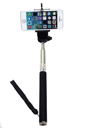 Extendable Self Portrait Selfie Stick Handheld Mon