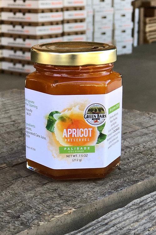 Colorado Apricot Preserves 7.5 oz Jar