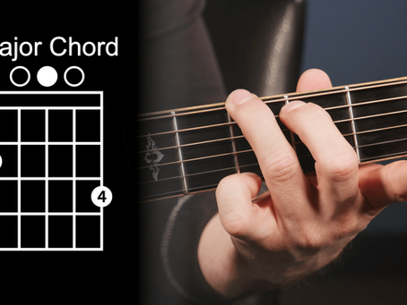 12 Easy Guitar Songs You Can Play with Just 4 Chords