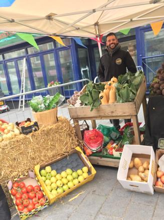 LFR on Colwyn Bay local market
