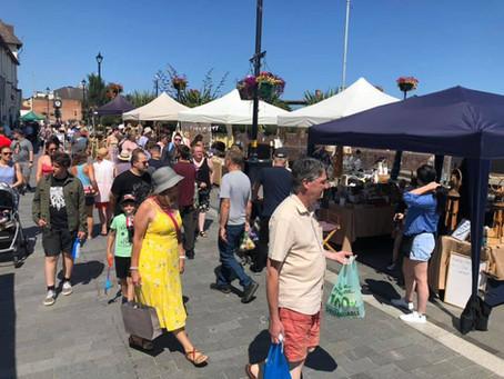 July Artisan Market
