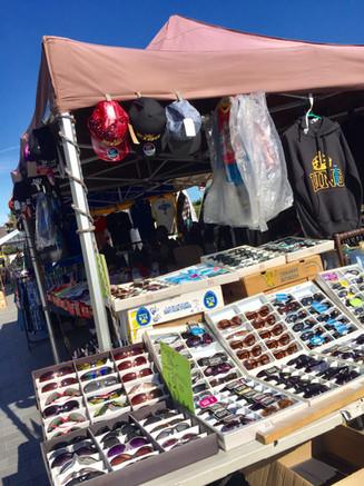 Colwyn Bay Market stall