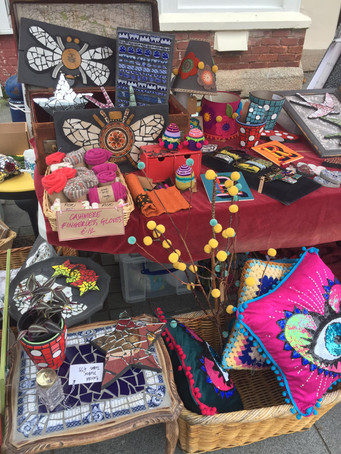 conwy artisan market