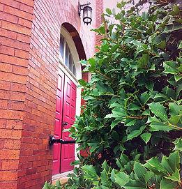 Holly Tree and Church Door.jpg