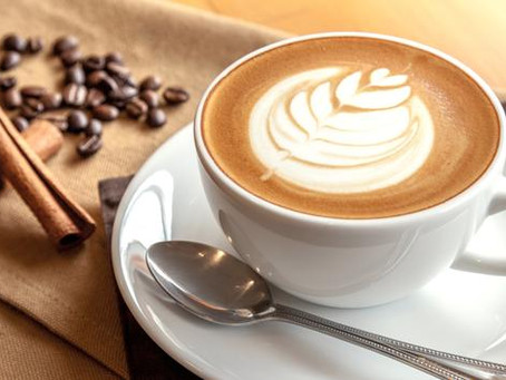 Coffee Hour Is Back