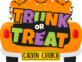 Trunk or Treat at Calvin