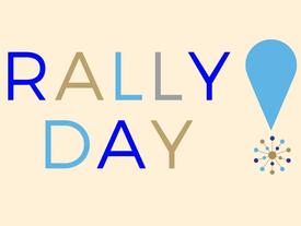 Rally Day on November 8th